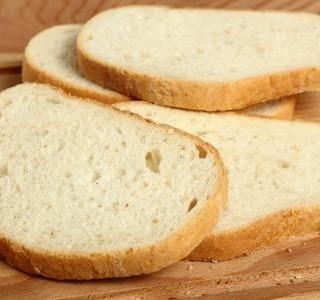 Bezlepková veka na chlebíčky