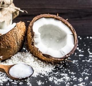 Bílé kokosové myšky recept