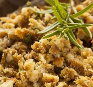 Recept Chlebová nádivka