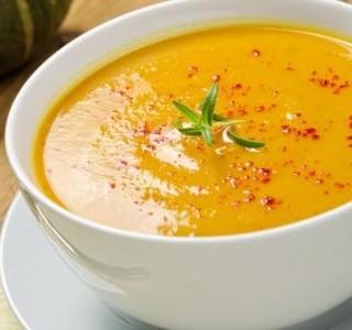 Dýňová polévka recept