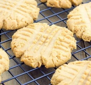 Domácí máslové sušenky recept