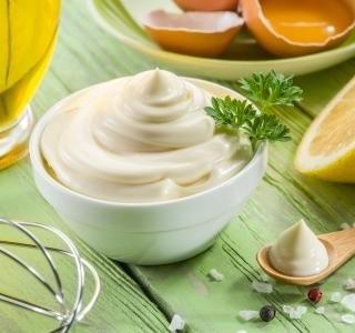 Domácí majonéza recept