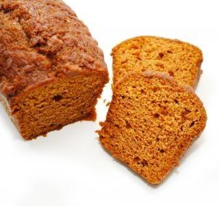 Dýňový chleba s cibulí