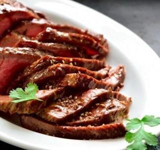 Havajský marinovaný steak recept