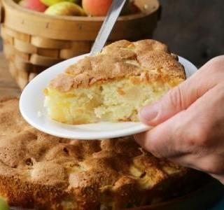 Recept Jablečný koláč se zázvorem