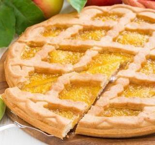 Jablečná náplň do buchet a koláčů