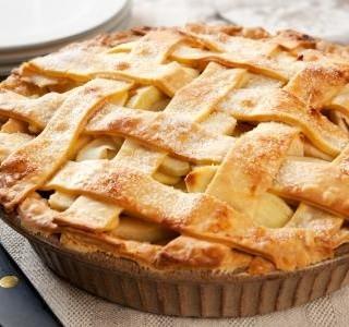 Jablečný koláč s pudinkem recept
