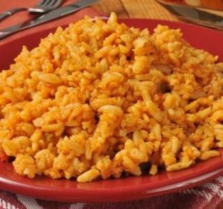 Jedinečná mexická rýže