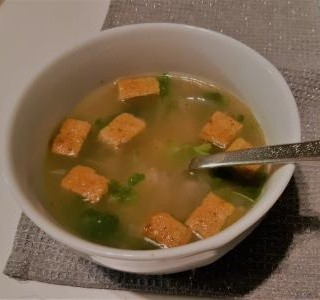 Kedlubnovo - pórková polévka recept