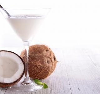 Kokosová tříšť recept