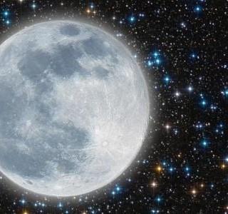 Koláč Měsíční krajina recept