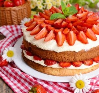Korpus na dort
