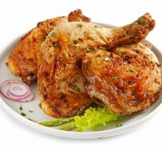 Kuře na cibuli