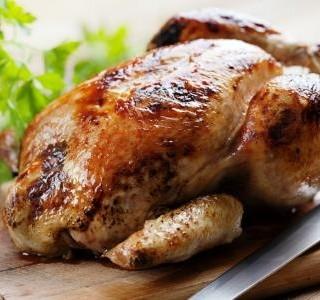 Kuře pečené trochu jinak