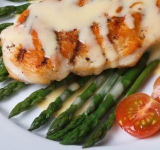 Kuřecí prsa v sýrové omáčce recept