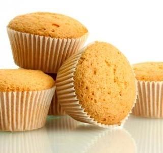 Muffiny s vaječným likérem