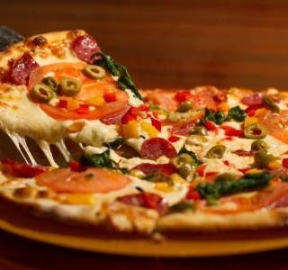 Nekynuté těsto na pizzu recept