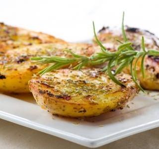 Pikantní brambory pečené v troubě recept