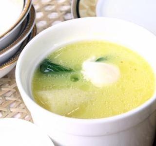 Polévka z holuba recept