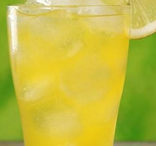 Pomerančová limonáda