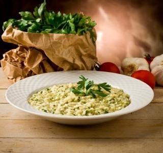 Pravé italské parmazánové rizoto