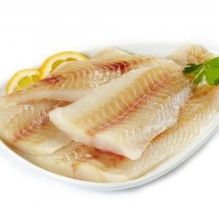 Rybí filé v troubě