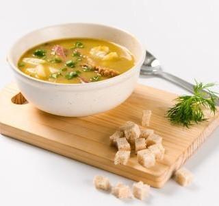 Rychlá zapražená polévka