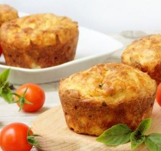 Recept Sýrové vdolky
