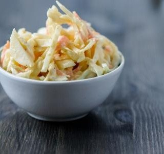 Salát coleslaw podle Pohlreicha