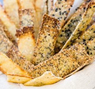 Slané sušenky s mrkví recept