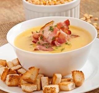 Slaninová polévka