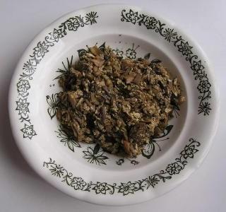 Smaženice z hub