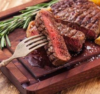 Steak, steak, steak!