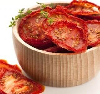 Recept Sušená rajčata