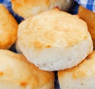 Sušenky z podmáslí recept