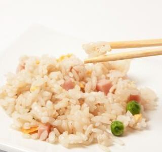 Šunková rýže