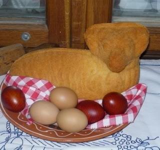 Velikonoční beránek bez lepku recept