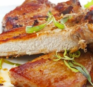 Vepřová kýta v zeleninové omáčce recept