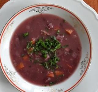 Zeleninová polévka