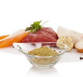 Zeleninový bujon v prášku recept