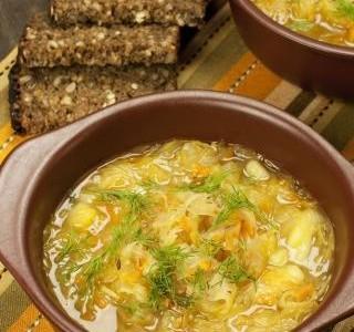 Zelná polévka