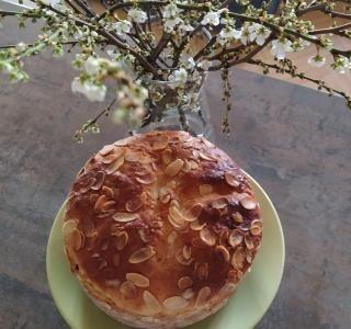Velikonoční mazanec