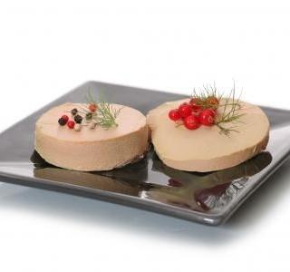 Pochoutka zvaná Foie gras