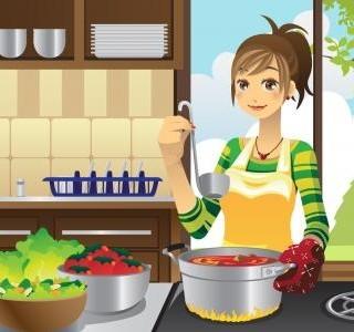 Proč vařit doma?