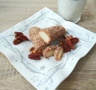 Recept na roládu s pekanovými ořechy