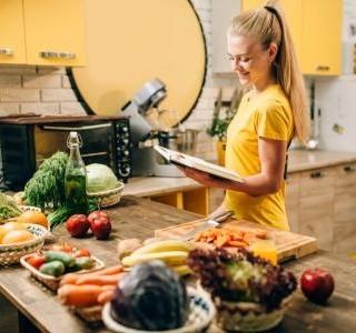 Tipy na zdravé vaření...