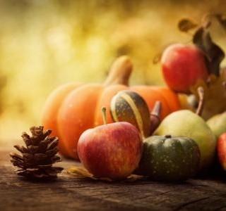 Změna jídelníčku nám může pomoci proti podzimní únavě!